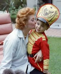 lucille ball trivia lucille ball had two children a son and a
