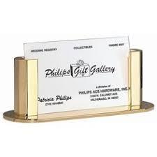home decor credit cards sugar paper business card holder gold target business