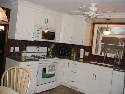 wainscoting backsplash kitchen kitchen painting kitchen cabinets white wainscoting basement