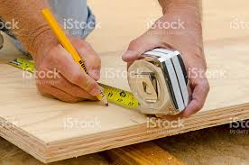 measuring for sub floor panels stock photo 464454826 istock