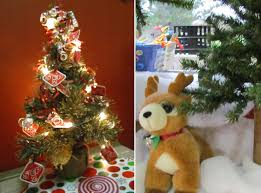 tree and rudolph step2