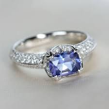 remarkable benitoite ring and jewelry what is benitoite ring this - Benitoite Engagement Ring