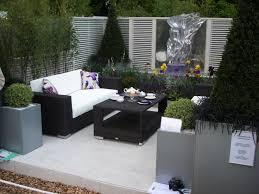Contemporary Outdoor Patio Furniture Modern Small Outdoor Patio Furniture Design Black Wicker Dma