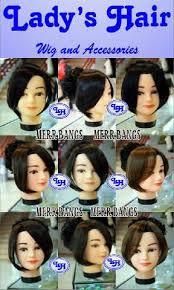hair clip poni jeny shop jenjen shop
