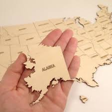 Usa Maps States by Laser Cut Usa Map United States Map Laser Cut Wood Laser Cut
