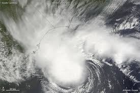 early tropical storm alberto spied by nasa satellite
