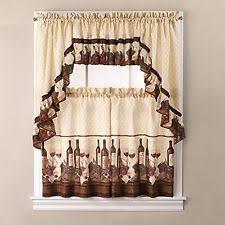 Tuscan Valance Polyester Tuscan Curtains Drapes U0026 Valances Ebay