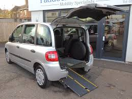 fiat multipla used fiat multipla 1 9 multijet dynamic plus 5dr for sale in