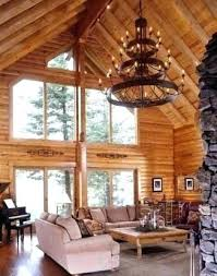 Log Cabin Lighting Fixtures Log Cabin Chandeliers Lodge Lighting Fixtures Chandeliers Replica
