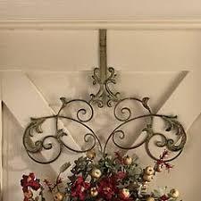 metal door hanger by celebrateanddecorate wreaths