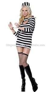 Prisoner Halloween Costume Jail Costume Jail Costume Suppliers Manufacturers Alibaba