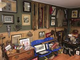 antique sports collector collection