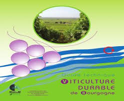 chambre d agriculture bourgogne guide technique viticulture durable de bourgogne by chambre d