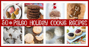 50 paleo holiday cookie recipes