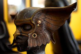 leather mask valkyrie leather mask by osbornearts on deviantart