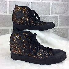 Converse High Heels High 3 In To 4 5 In Converse Heels For Women Ebay