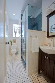Best Bathrooms Images On Pinterest Bathroom Ideas Small - Narrow bathroom design