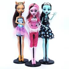 online get cheap monster high clawdeen wolf doll aliexpress com