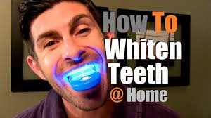 brightwhite smile teeth whitening light how to whiten teeth at home teeth whitening options youtube