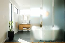 Glass Room Divider Glass Room Divider Bathroom Modern With Above Cabinet Sink Bamboo