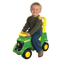 john deere tractor halloween costume deere sit n scoot activity tractor ride on