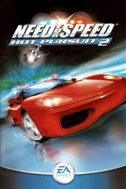need for speed pursuit 2 2002 gamecube box cover art