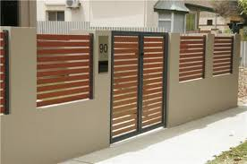 Fence Design Ideas Get Inspired By Photos Of Fences From - Home fences designs