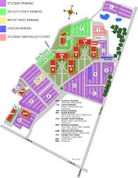 Utah State Campus Map by Blinn College Parking Portal