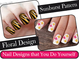 dazzling diy nail designs you must try today