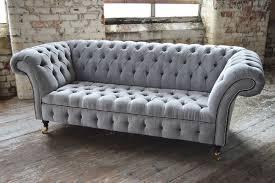 fabric chesterfield sofa modern sofa pinterest fabric