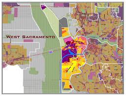 Maps Sacramento About The Blueprint