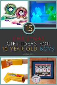 10 Year Old Christmas Gifts