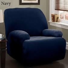 slipcover for recliner chair stretch jumbo recliner slipcovers