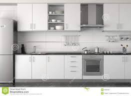 conception de cuisine amazing cuisine blanche et noir 2 conception int233rieure de