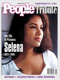 selena biography in spanish people weekly commemorative issue tribute to selena quintanilla