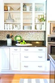 Kitchen Cabinet Contact Paper Here Comes The Sun Update Cabinets With Contact Paper Contact