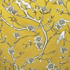 Upholstery Fabric With Birds French Bird Fabric Curtain Fabric Upholstery Fabric Garden
