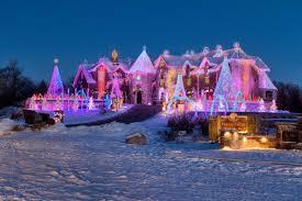 shooting christmasights outdoor icicle