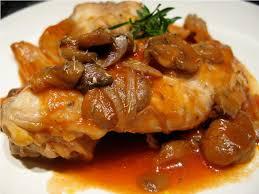 cuisiner un lapin lapin à la tomate et aux chignons recettes le
