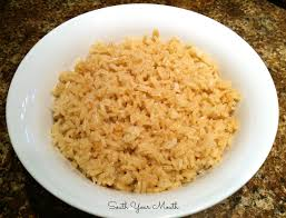 south your mouth greasy rice