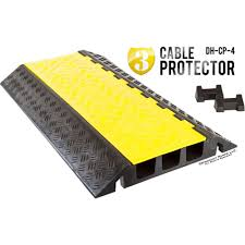 Cable Cover Floor by Floor Cable Protector Floor Cord Covers Wire Protectors Cable