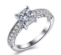 engagement ring design unique radiant cut diamond engagement ring design gems