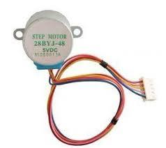 byj48 stepper motor 4 steps