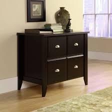 Espresso Lateral File Cabinet Office Furniture Mission Furniture Craftsman Furniture