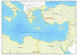 Mediterranean Sea World Map by Shelbie U0027s Remix Of