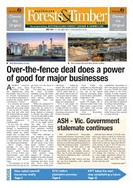 australian forests u0026 timber news may 2017 by provincial press