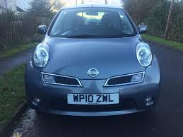nissan micra 2010 nissan micra 2010 new shape full service history in somerset