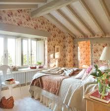 style de chambre chambre à coucher de style shabby chic en 55 idées