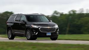 chevrolet traverse ls all new 2018 chevrolet traverse review consumer reports
