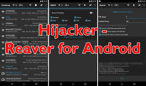 reaver for android wifi hacker app